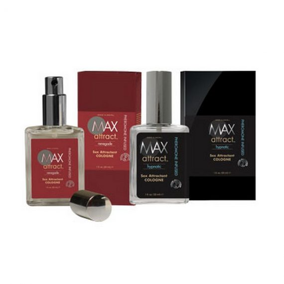 Max Attract Pheromone Cologne 1