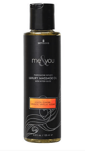 Me & You Massage Oil