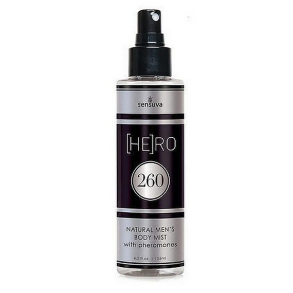 Hero 260 Male Body Mist 1